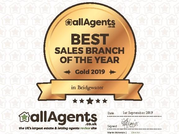 Award Winning Agent